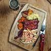 Stout Maple Pork Ribs