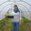 FIELD NOTES: Growing veggies in the city