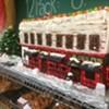 Smith's Bakery salutes Gus' Pub through gingerbread