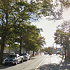 A new bike lane might be rolling onto Almon Street