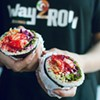 Rolling with Way 2 Roll sushi burritos