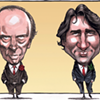 Review: Prime Suspects: Canada's Prime Ministers in Caricature by Bruce MacKinnon at AGNS
