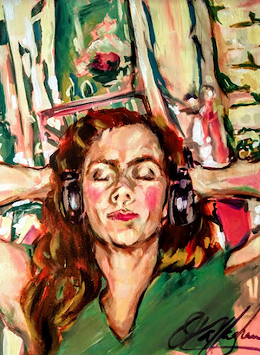 SUZANNE O'CALLAGHAN ARTWORK