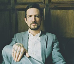 Frank Turner plays The Marquee.