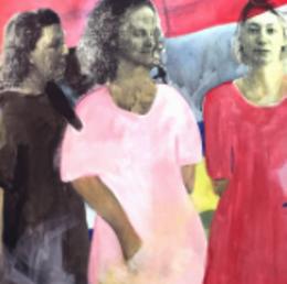 VANESSA CORNELL, HEATHER MURRAY & HILA PELEG
