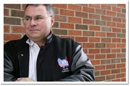Union leader Dan MacDonald, ATU Local 508 president.                                                   photo Julé Malet-Veale