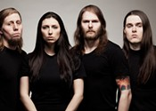 Unleash the Archers bring a volley of metal