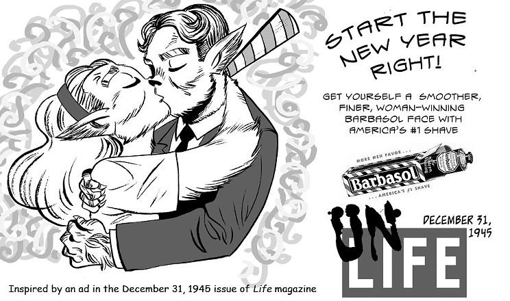 Unlife December 31, 1945