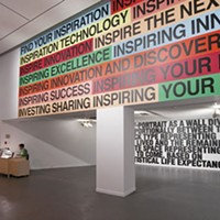 Visual art: Cathy Busby's <i>Giving Notice</i>