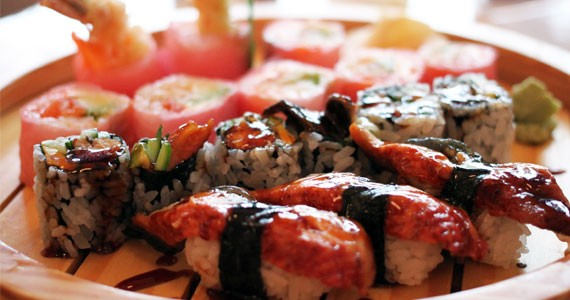 We like how Tako Sushi rolls.