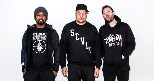 """""""We make rap beats,"""" say the men in Keys N Krates. Wherever you file them is fine."""