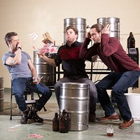Where we work: Wrought Iron Brewing Company