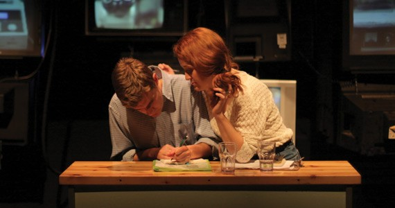 Wit's End gets brainy with Science Inaction: A Love Story.