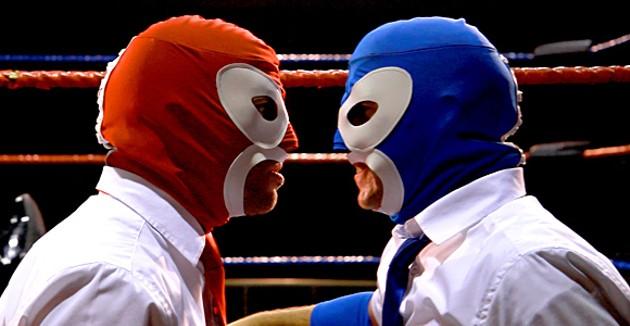 Wrestle fans will love Glen Matthews' Saving Face