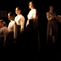 Xara Choral Theatre is one of the many groups recommended for funding