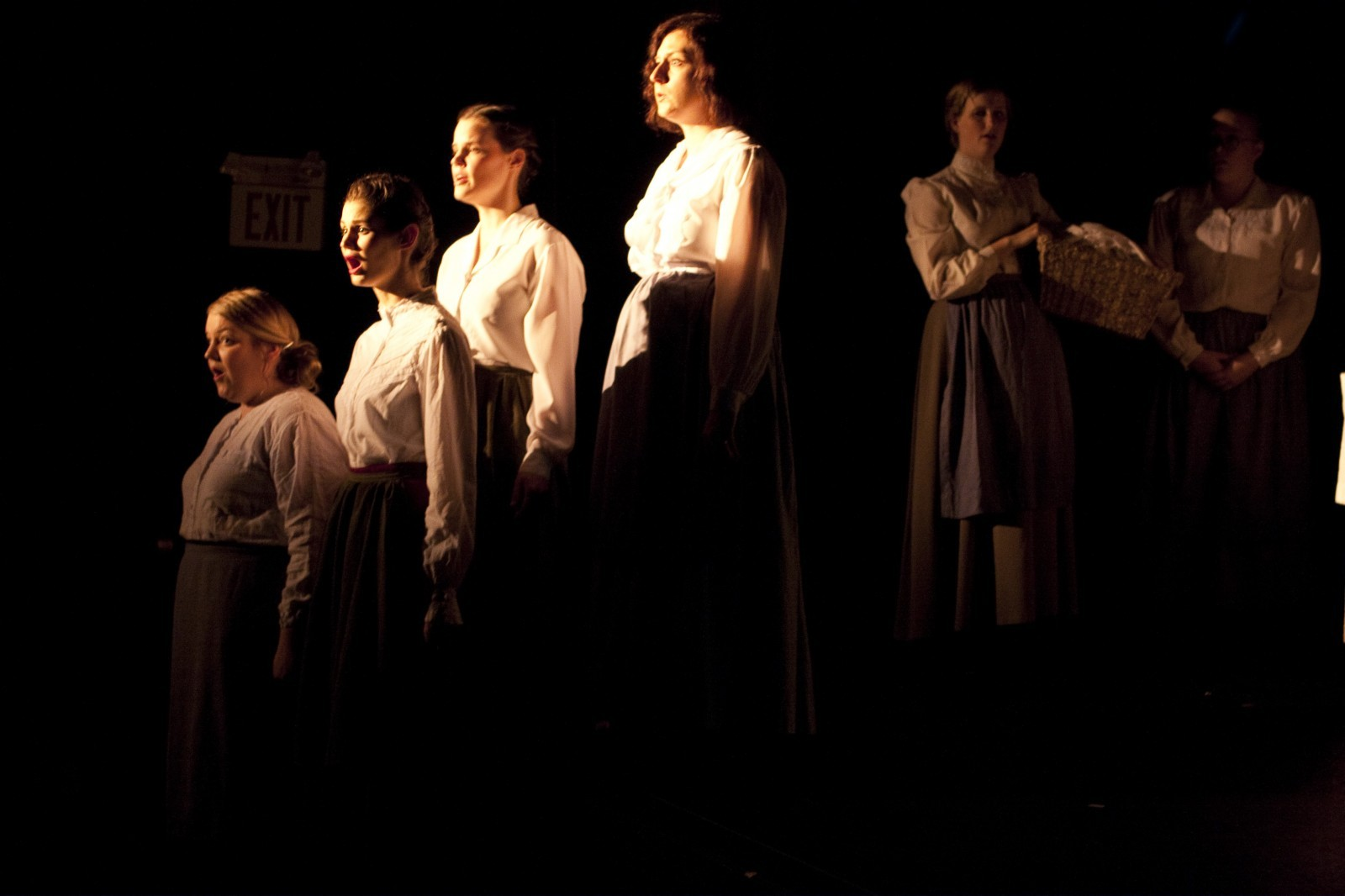 Xara Choral Theatre is one of the many groups recommended for funding - XARA.CA