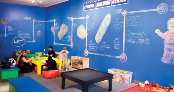 Your inner 11 year old will hardly be able to contain all the fun times that await at The Discovery Centre.