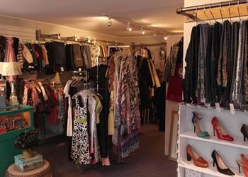 """Zion's Gate Boutique—""""part clothing store, part museum"""""""