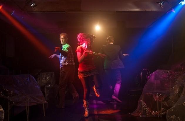 Zuppa Theatre meets Plato at Lion and Bright