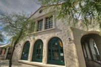 JONATHAN MABRY, TUCSON HISTORIC PRESERVATION OFFICER - 1901 Carnegie Free Library, now the Children's Museum Tucson.
