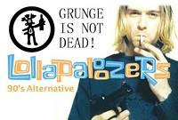 '90s sub-pop Seattle sound Alternative and Grunge Rock Live!