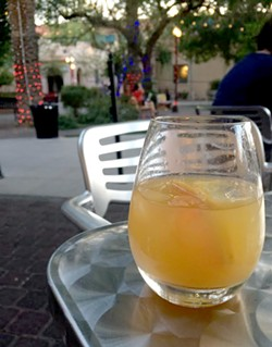 A Stigibeu punch at Pasco Kitchen. - HEATHER HOCH