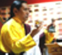 JANE STANELY - A teaching from HE Jigme Lodro