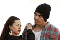 ANDRES VOLOVSEK - Alida Gunn and Bryant Enriquez