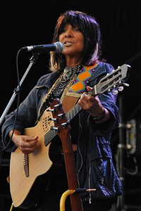 SEAN RICHARDSON - Buffy Sainte Marie