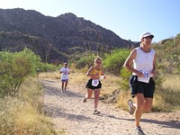 Catalina State Park Trail Race...a 3 trail adventure!