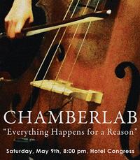 CHRIS BLACK - ChamberLab May 9, 2015