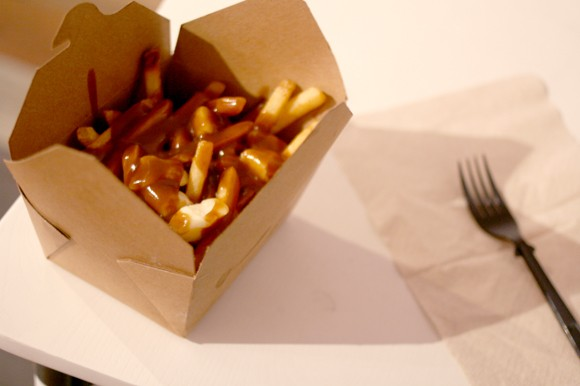 Cheese curds, gravy, and fries: easy, right? - HEATHER HOCH