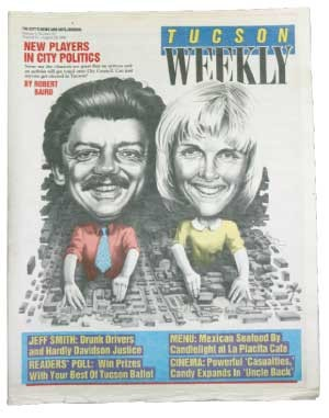 Democrats Molly McKasson and Steve Leal make their political debuts: Both are undeniably smarter than the average bear, and given their opponents' weaknesses, they probably even possess chances of winning.  -- Robert Baird, Aug. 23, 1989 - JOHN EDWARDS