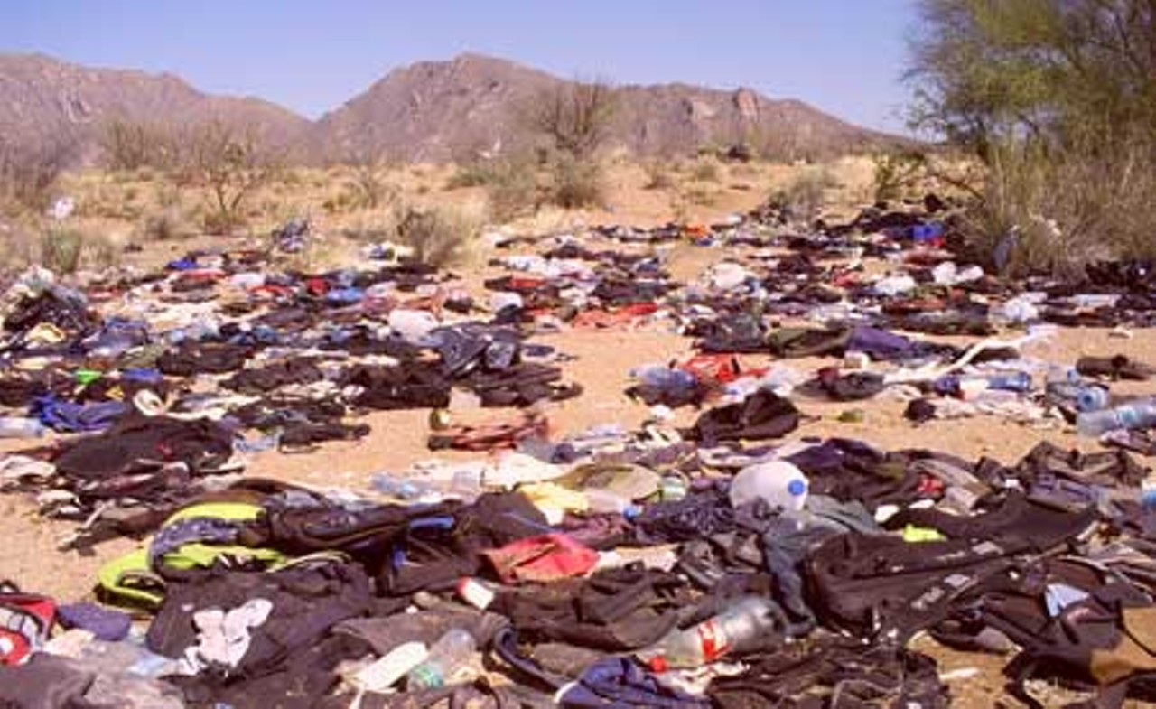 Trashing arizona feature tucson weekly those aiddatafo Image collections