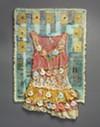 """""""El Triunfo de la Vida"""" (Triumph of Life) by Sherrie Posternak, mixed-media encaustic"""