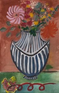 """""""Fleurs 1"""" by Cynthia Miller"""