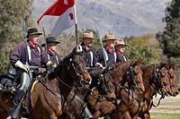 OLD FORT LOWELL NEIGHBORHOOD ASSOCIATION, INC. - Fort Huachuca B Troop, 4th Regiment Cavalry