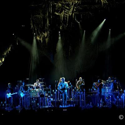 Bon Iver, TCC Arena, April 23rd, 2012