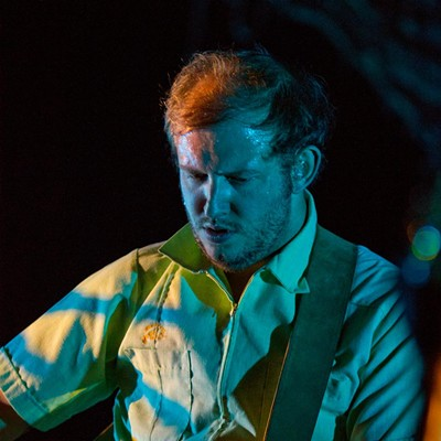 Bon Iver, TCC Arena, April 23rd, 2012