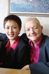 Han Nguyen and Ceil Melton