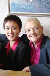 MARI HERRERAS - Han Nguyen and Ceil Melton