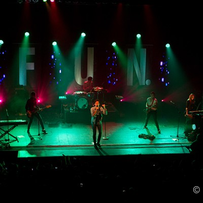 fun. at the Rialto Theatre, March 23, 2012