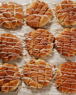 It isn't all about the loaves—there are plenty of pastries too. - BREADSMITH