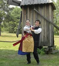 ROBERT SCHMIT - Lajkonik Polish Folk Ensemble