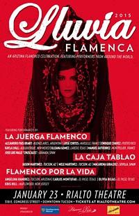 KYLE DEHN - Lluvia Flamenca 2015