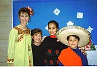 COURTESY OF THE VALENZUELA FAMILY