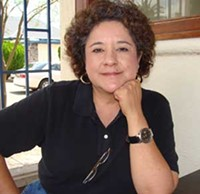 """MARI HERRERAS - Marie Leal: """"I guess the appeal process is writing your congressperson and state representatives."""""""