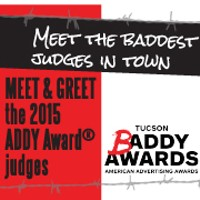 AD2 TUCSON - Meet & Greet the 2015 Tucson ADDY Awards Judges