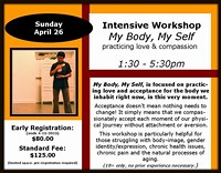 GINA CESTARO - My Body, My Self Intensive Workshop