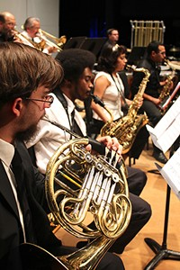 PIMA COMMUNITY COLLEGE CENTER FOR THE ARTS - PCC Wind Ensemble under the direction of Dr. Mark Nelson